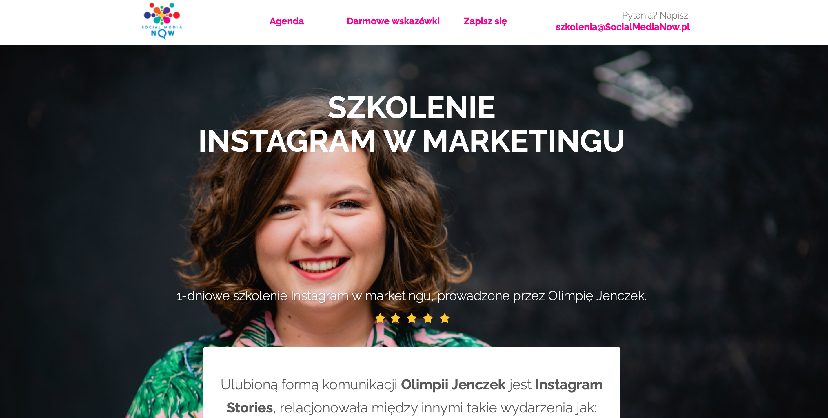 Instagram w marketingu